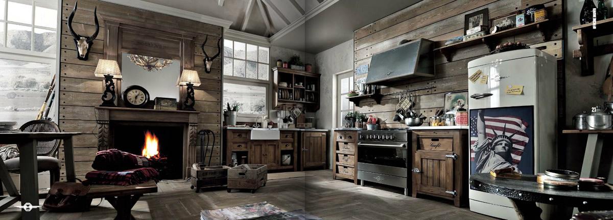 cucine moderne - Cucine Dialma Brown